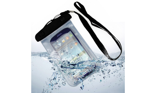 Водонепроницаемый чехол с Lockclip (черный) для iPad/iPad2