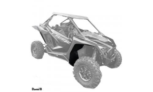 Расширители Mud-busters для Polaris PRO XP