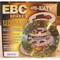 EBC тормозной диск передний Yamaha Grizzly 700