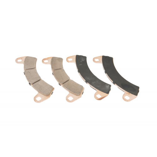 Тормозные колодки передние для квадроциклов Polari...