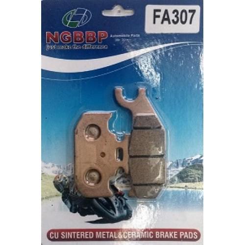 Тормозные колодки NGBBP для BRP G1 705600398 70560...