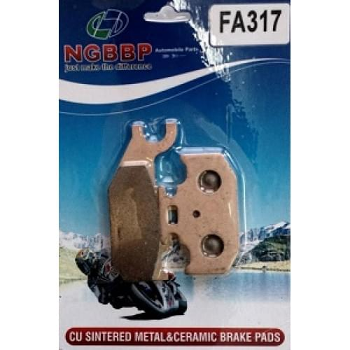 Тормозные колодки NGBBP для BRP G1 705600349 70560...