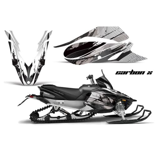 Комплект графики AMR Racing Carbon X (Yamaha Apex)...