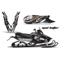 Комплект графики AMR Racing Mad Hatter (Yamaha Ape..