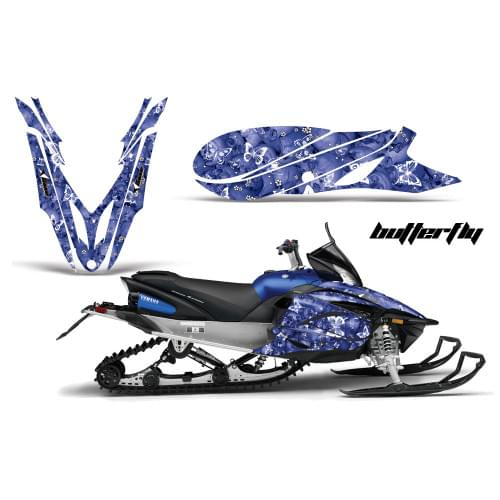 Комплект графики AMR Racing Butterfly (Yamaha Apex...