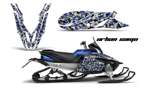 Комплект графики AMR Racing Urban Camo (Yamaha Apex)