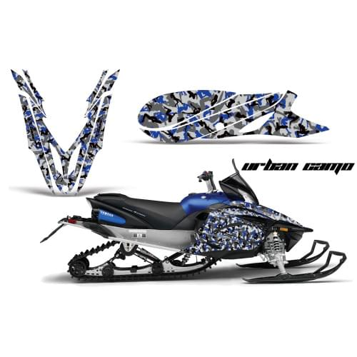 Комплект графики AMR Racing Urban Camo (Yamaha Ape...