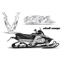 Комплект графики AMR Racing Skull Camo (Yamaha Ape..