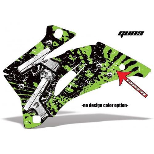 Комплект графики AMR Racing Guns (ОUTLANDER MAX G1...