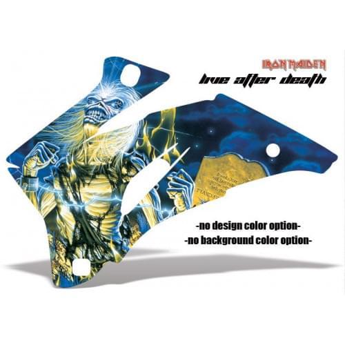 Комплект графики AMR Racing CLive after death (ОUT...