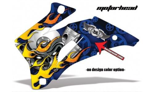 Комплект графики AMR Racing Motorhead (ОUTLANDER MAX G1)