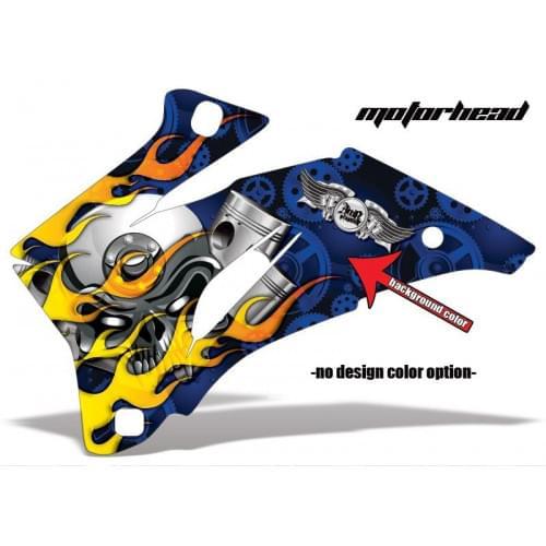 Комплект графики AMR Racing Motorhead (ОUTLANDER M...