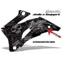 Комплект графики AMR Skulls n Hammers (ОUTLANDER M..