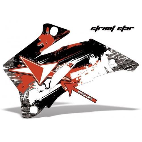 Комплект графики AMR Racing Street Star (ОUTLANDER...