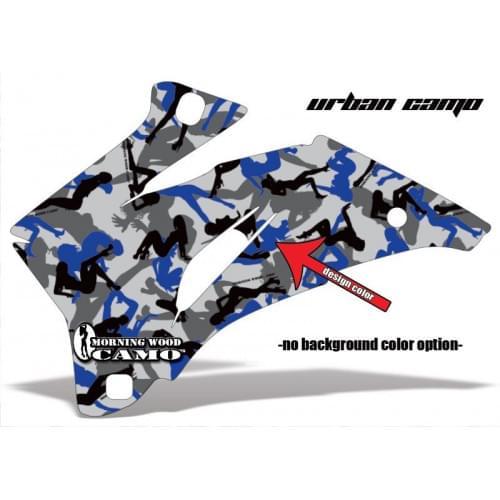 Комплект графики AMR Racing Urban Camo (ОUTLANDER ...