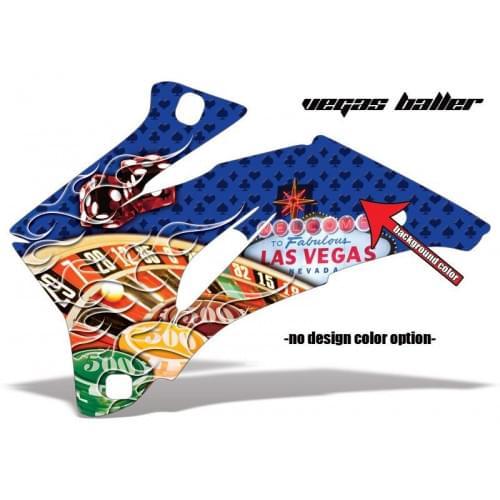 Комплект графики AMR Racing Vegas Baller (ОUTLANDE...