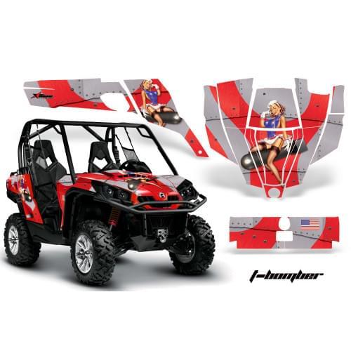Комплект графики AMR Racing I-Bomber (Сommander)...