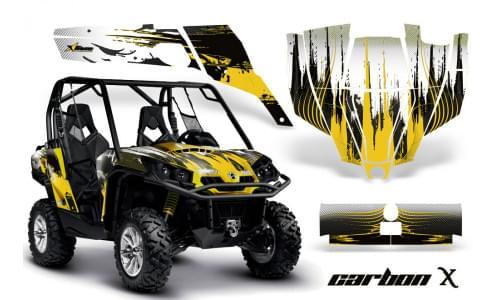 Комплект графики AMR Racing Carbon X (Сommander)