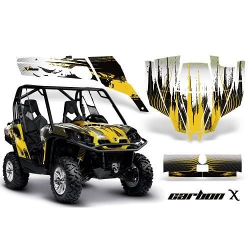 Комплект графики AMR Racing Carbon X (Сommander)...