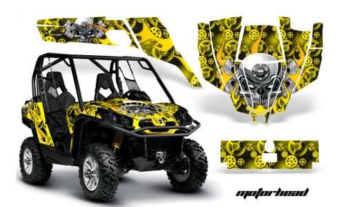 Комплект графики AMR Racing Reaper (Maverick)