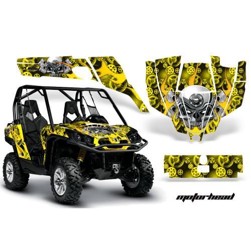 Комплект графики AMR Racing Motorhead (Сommander)...