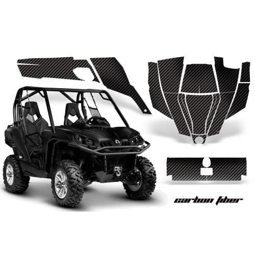 Комплект графики AMR Racing Carbon Fiber (Сommander)