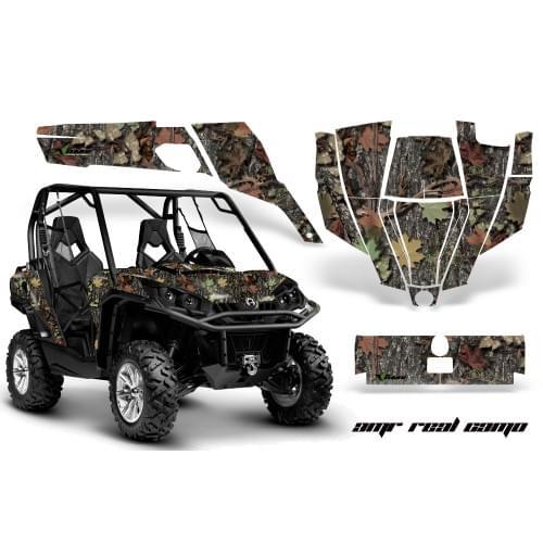 Комплект графики AMR Racing Amr Real Camo (Сommand...