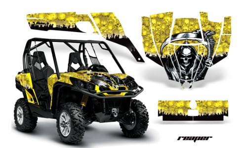 Комплект графики AMR Racing Nuke (Maverick)