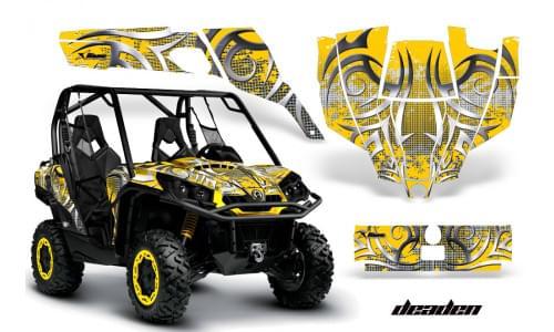 Комплект графики AMR Racing Deaden (Сommander)