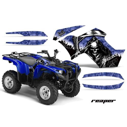 Графика для Yamaha Grizzly 550/700 (Reaper)...