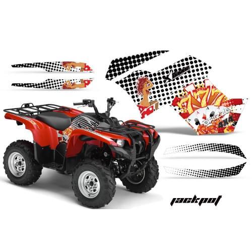 Графика для Yamaha Grizzly 550/700 (Jackpot)...