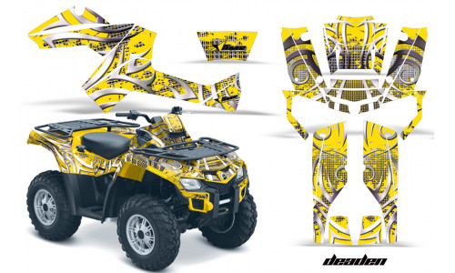 Комплект графики AMR Racing Deaden (BRP ОUTLANDER G1)
