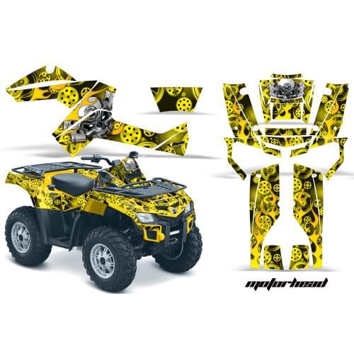 Комплект графики AMR Racing Motorhead (BRP ОUTLAND...