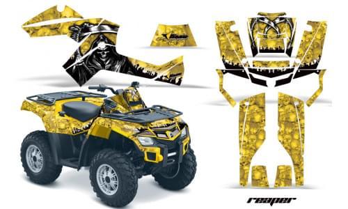 Комплект графики AMR Racing Reaper (BRP ОUTLANDER G1)