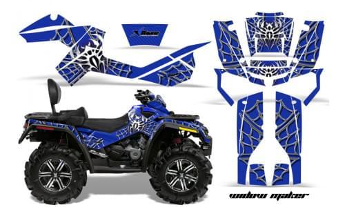 Комплект графики AMR Racing Widow Maker (BRP ОUTLANDER MAX G1)