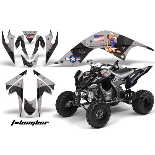 Графика для Yamaha Raptor 700 (I Bomber)...