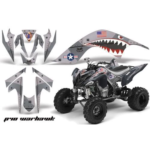 Графика для Yamaha Raptor 700 (P-40 Warhawk)...