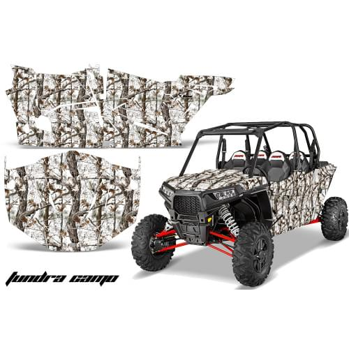 Комплект графики AMR Racing Tundra Camo (RZR1000XP...