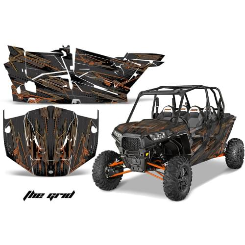 Комплект графики AMR Racing The Grid (RZR1000XP &q...