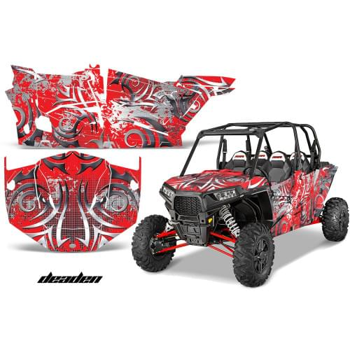 Комплект графики AMR Racing Deaden (RZR1000XP &quo...