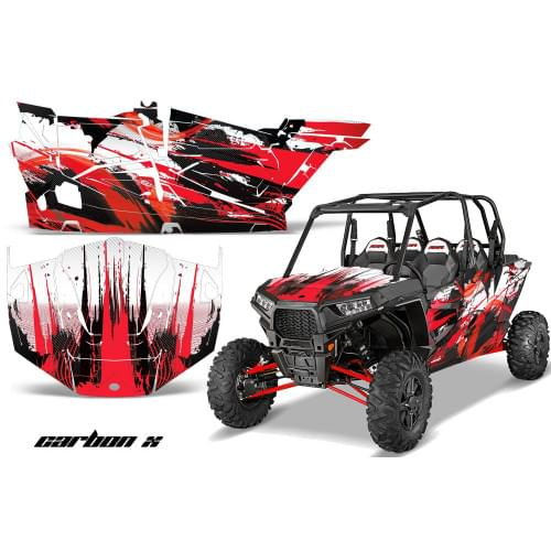 Комплект графики AMR Racing Carbon X (RZR1000XP &q...