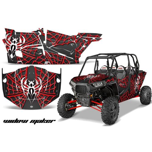 Комплект графики AMR Racing Widow Maker (RZR1000XP...