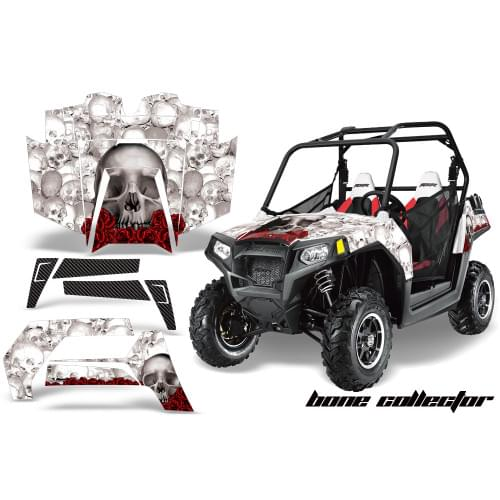 Комплект графики AMR Racing Bone Collector (RZR800...