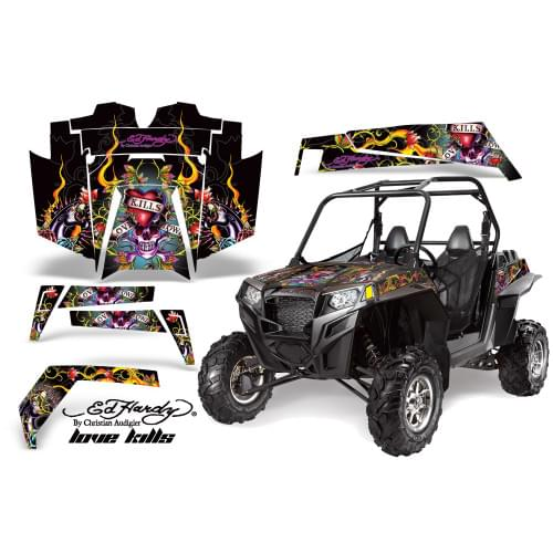 Комплект графики AMR Racing Love Kills (RZR900XP)...