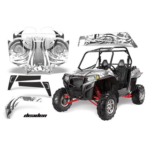Комплект графики AMR Racing Deaden (RZR900XP)...