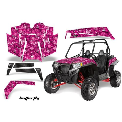 Комплект графики AMR Racing Butterfly (RZR900XP)...
