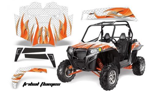 Комплект графики AMR Racing Tribal Flames (RZR900XP)