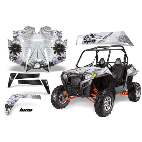 Комплект графики AMR Racing Luna (RZR900XP)...