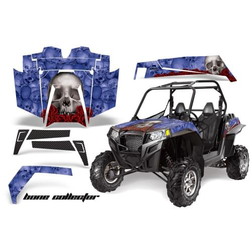 Комплект графики AMR Racing Bone Collector (RZR900...