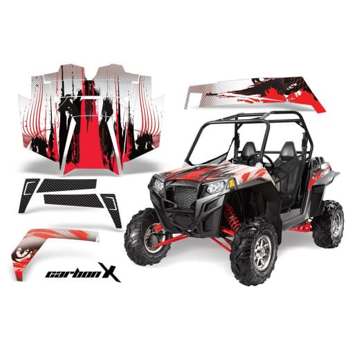 Комплект графики AMR Racing Carbon X (RZR900XP)...